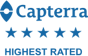 Highest rated recognition program on Capterra
